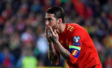 Ramos Samai Torehan Casillas Sebagai Pemilik Caps Terbanyak untuk Spanyol