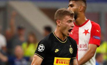 Hasil Pertandingan Inter Milan vs Slavia Praha: Skor 1-1
