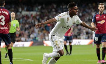 Hasil Pertandingan Real Madrid vs Osasuna: Skor 2-0