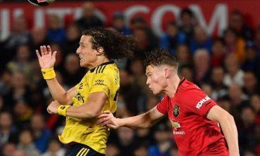 Imbangi Manchester United, David Luiz: Kami Lakukan yang Terbaik