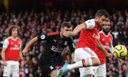 Hasil Pertandingan Arsenal vs Crystal Palace: Skor 2-2