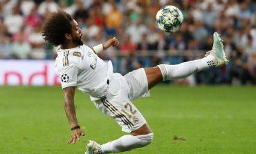 Madrid Vs Granada: Marcelo Cedera Lagi, Los Blancos Tanpa Bek Kiri