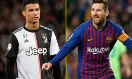 Messi Akui Kangen Bersaing dengan Ronaldo di La Liga Spanyol