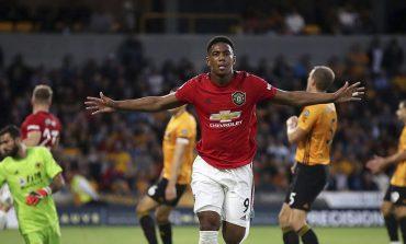 Manchester United vs Liverpool, Anthony Martial dan Aaron Wan-Bissaka Berpeluang Comeback