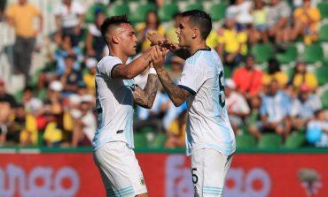 Hasil Pertandingan Argentina vs Ekuador: Skor 6-1