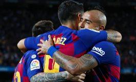Hasil Pertandingan Barcelona vs Sevilla: Skor 4-0