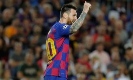 Soal Rumor Konflik Internal Barcelona, Lionel Messi Akhirnya Buka Suara