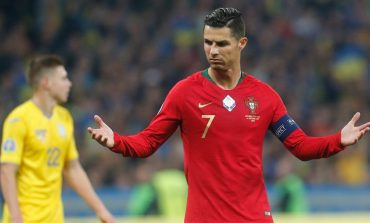 Hasil Pertandingan Ukraina vs Portugal: Skor 2-1