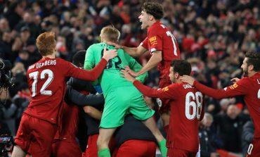 Hasil Pertandingan Liverpool vs Arsenal: Skor 5-5 (5-4)