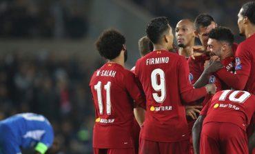 Hasil Pertandingan KRC Genk vs Liverpool: Skor 1-4