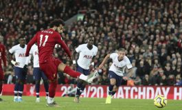 Hasil Pertandingan Liverpool vs Tottenham: Skor 2-1