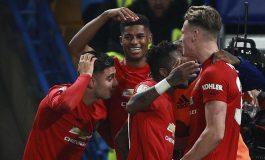Hasil Pertandingan Chelsea vs Manchester United: Skor 1-2