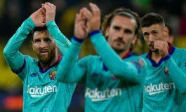 Lionel Messi & Antoine Griezmann Jarang Ngobrol