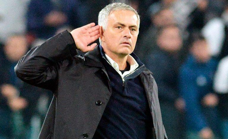 Jose Mourinho Tertarik Melatih Tottenham