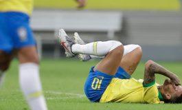 Neymar Menangis Lagi, Cedera ke-16 Sejak 2014
