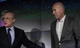 Soal Gelandang Baru Real Madrid, Perez dan Zidane Beda Pandangan