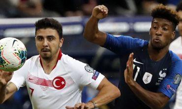 Hasil Pertandingan Prancis vs Turki: Skor 1-1