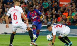 Awan Gelap Karier Ousmane Dembele di Barcelona