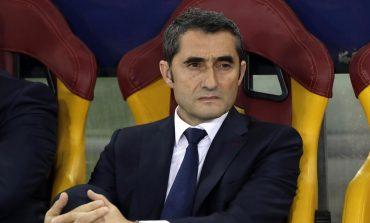 Ernesto Valverde Frustrasi Usai Barcelona Ditahan Imbang Slavia Praha
