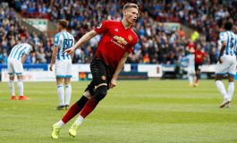 Scott McTominay Cedera, Pukulan Baru buat Manchester United