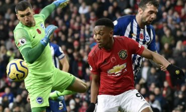 Man of the Match Manchester United vs Brighton: Anthony Martial