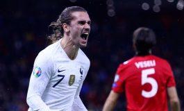Hasil Pertandingan Albania vs Prancis: Skor 0-2