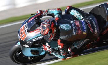Rebut Pole Position GP Valencia, Quartararo Siap Jegal Marquez