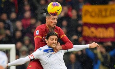 Man of the Match AS Roma vs Brescia: Chris Smalling