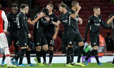 Hasil Pertandingan Arsenal vs Eintracht Frankfurt: Skor 1-2