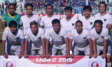 Kalahkan Sriwijaya FC, Persita Tangerang Naik Kasta ke Liga 1 2020