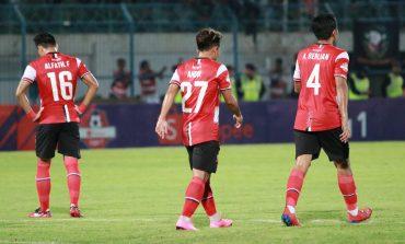 Madura United Tersungkur Menjamu Bhayangkara FC