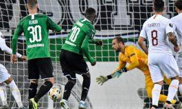 Hasil Pertandingan Borussia Monchengladbach vs AS Roma: Skor 2-1