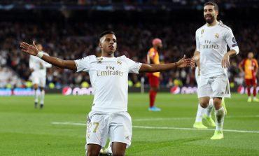 Man of the Match Real Madrid vs Galatasaray: Rodrygo