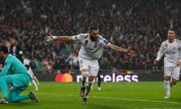 Man of the Match Real Madrid vs PSG: Karim Benzema