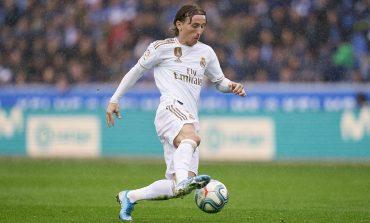 Luka Modric Ingin Susul Cristiano Ronaldo ke Italia