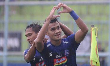 M. Rafli Ungkap Rahasia Menjebol Gawang Bali United