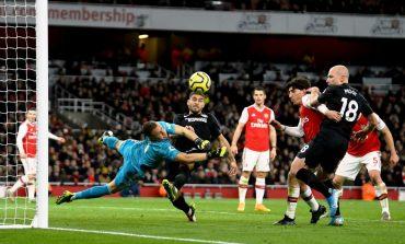 Hasil Pertandingan Arsenal vs Brighton: Skor 1-2