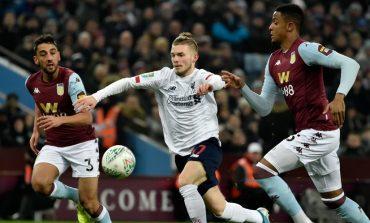 Hasil Pertandingan Aston Villa vs Liverpool: Skor 5-0