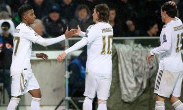 Man of the Match Club Brugge vs Real Madrid: Rodrygo