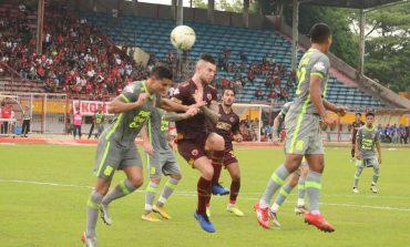 PSM dan Borneo FC Berbagi Poin di Makassar