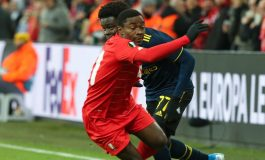 Man of the Match Standard Liege vs Arsenal: Bukayo Saka