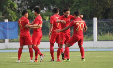Timnas Indonesia Lolos ke Semifinal SEA Games 2019