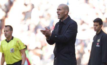 Meski Kecewa, Zidane Tetap Bersyukur Madrid Menang di Kandang