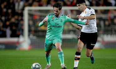Man of the Match Valencia vs Real Madrid: Isco
