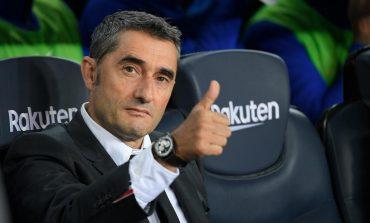 Legenda Barcelona Respek pada Ernesto Valverde
