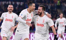 Hasil Pertandingan AS Roma vs Juventus: Skor 1-2