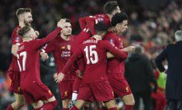 Hasil Pertandingan Liverpool vs Everton: Skor 1-0