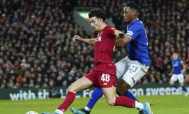 Man of the Match Liverpool vs Everton: Curtis Jones