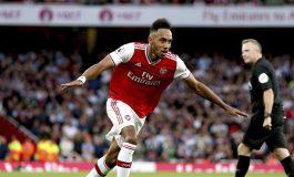 Aubameyang 100 Persen Bertahan di Arsenal