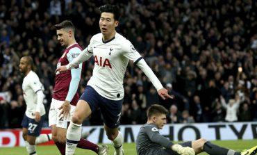 Son Heung-Min Raih Penghargaan Gol Terbaik Premier League Desember 2019